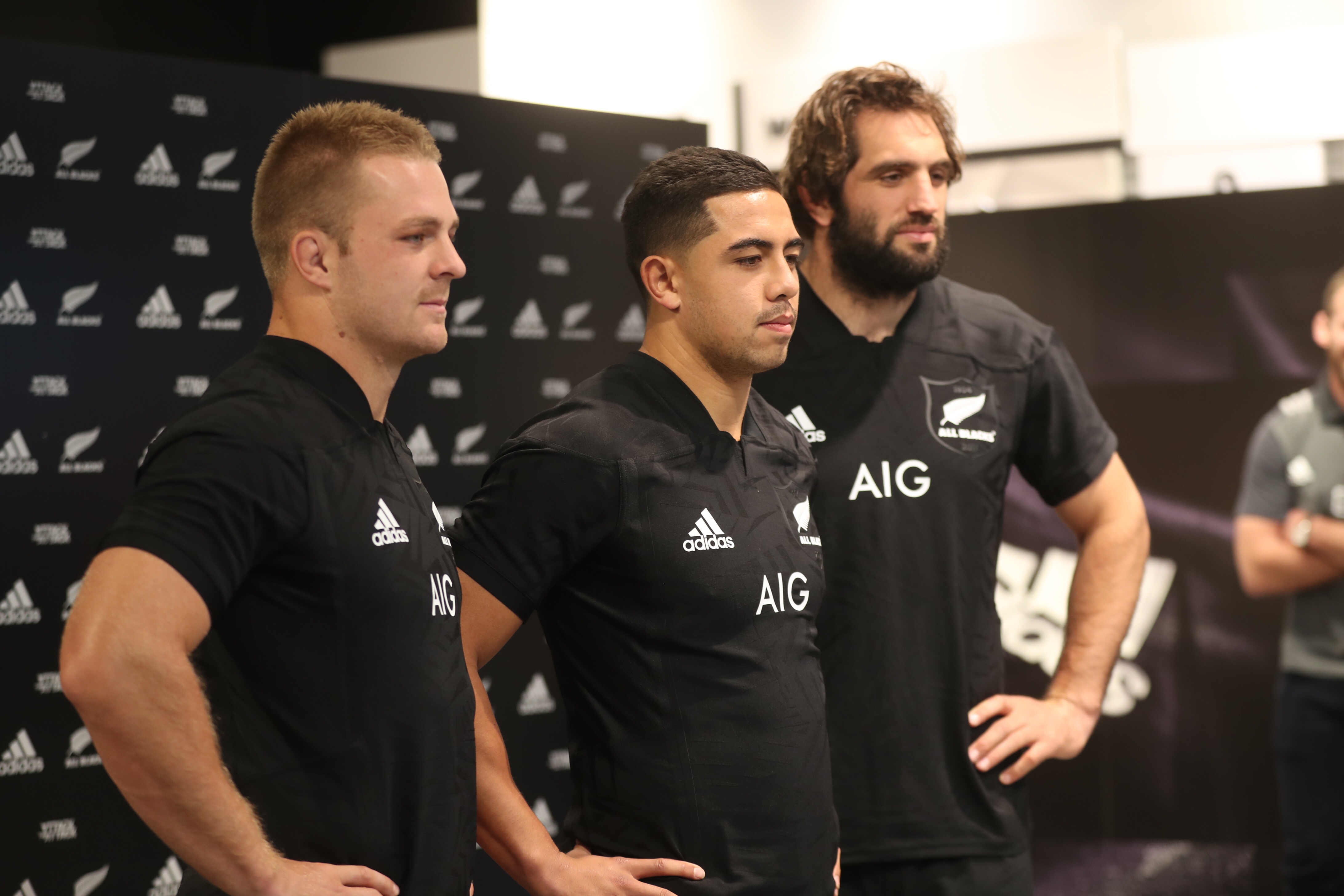 83fb57c3874 All Blacks reveal new $150 jersey for British and Irish Lions series ...