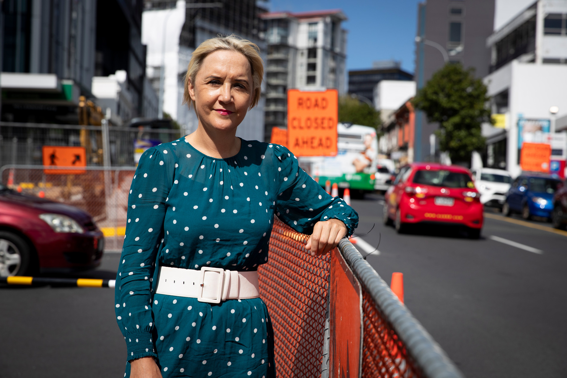 City of chaos: MP has crisis briefing over Auckland roadworks