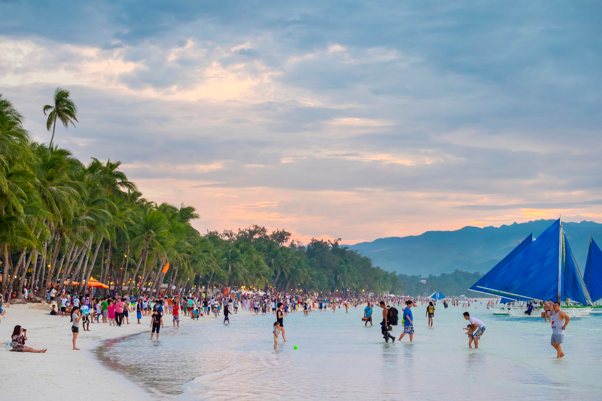 The Philippines reopened 'paradise' after six-month cleanup. So why isn't everyone happy?