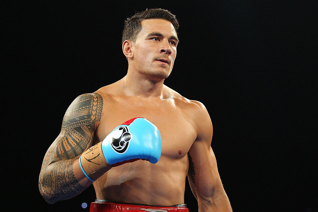 Back to boxing: Sonny Bill Williams agrees to $4m mega-fight