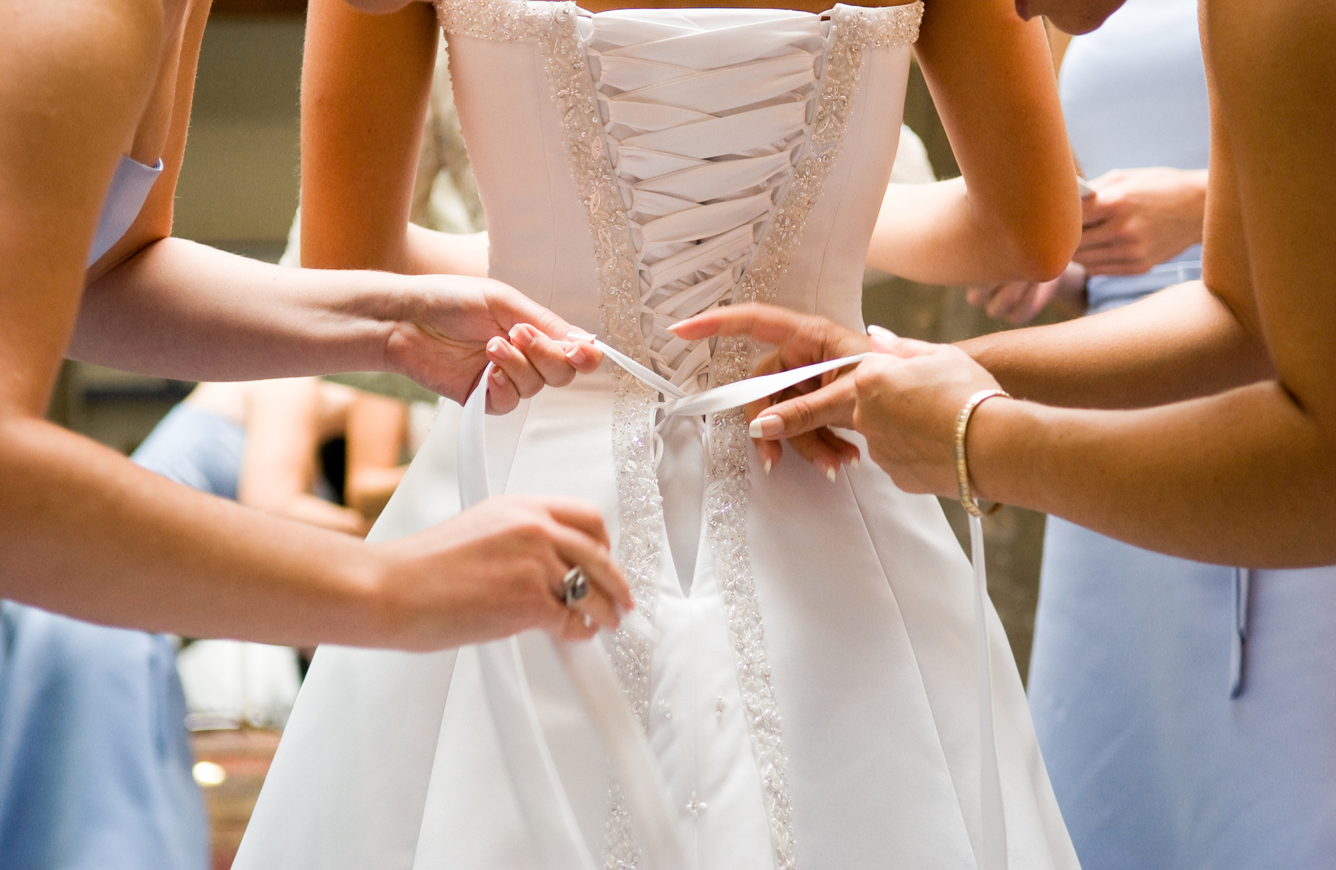 Bridesmaid stunned by bride's 'invasive' request