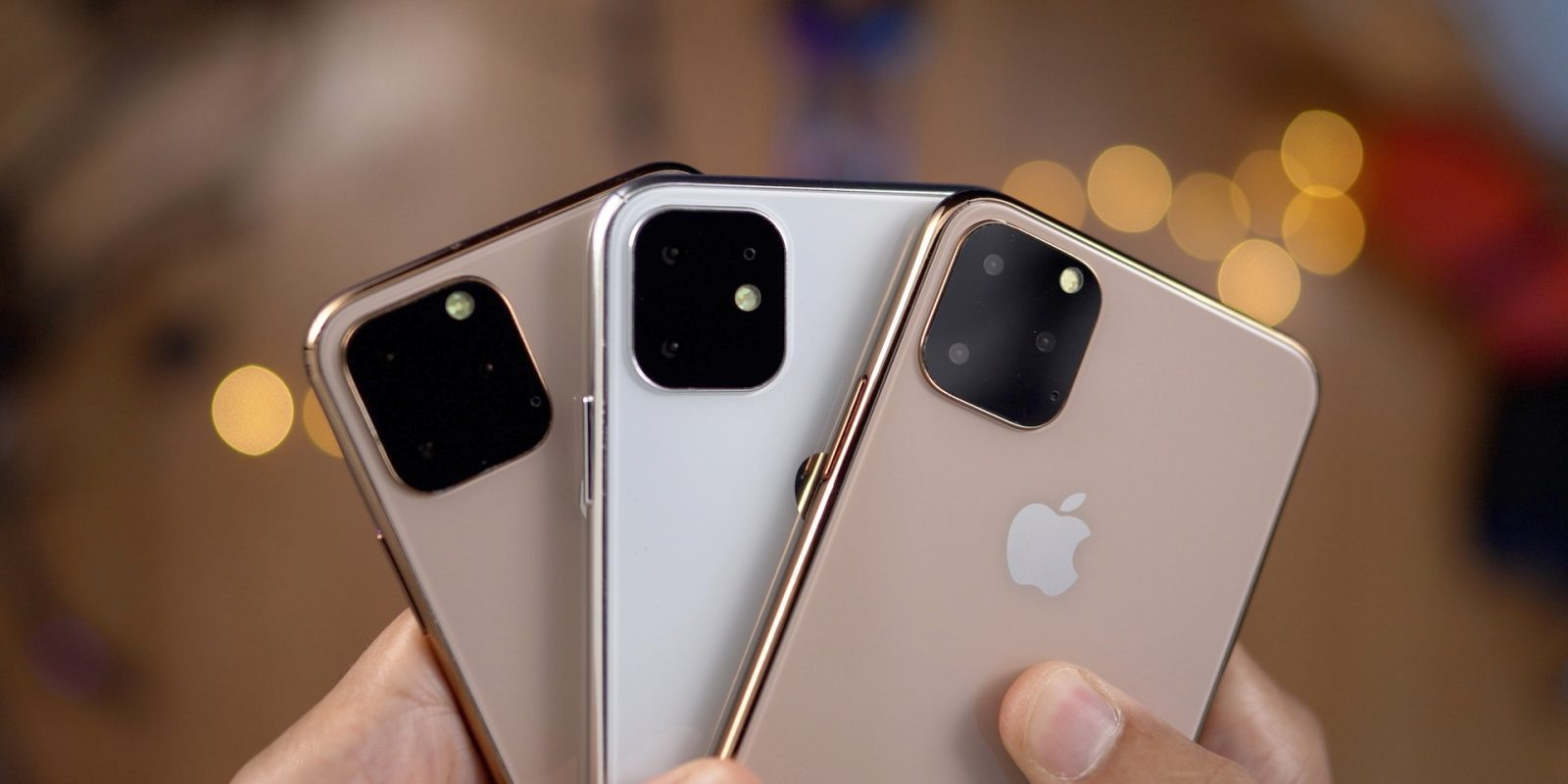 Apple To Release Three New Iphone 11 Models In September