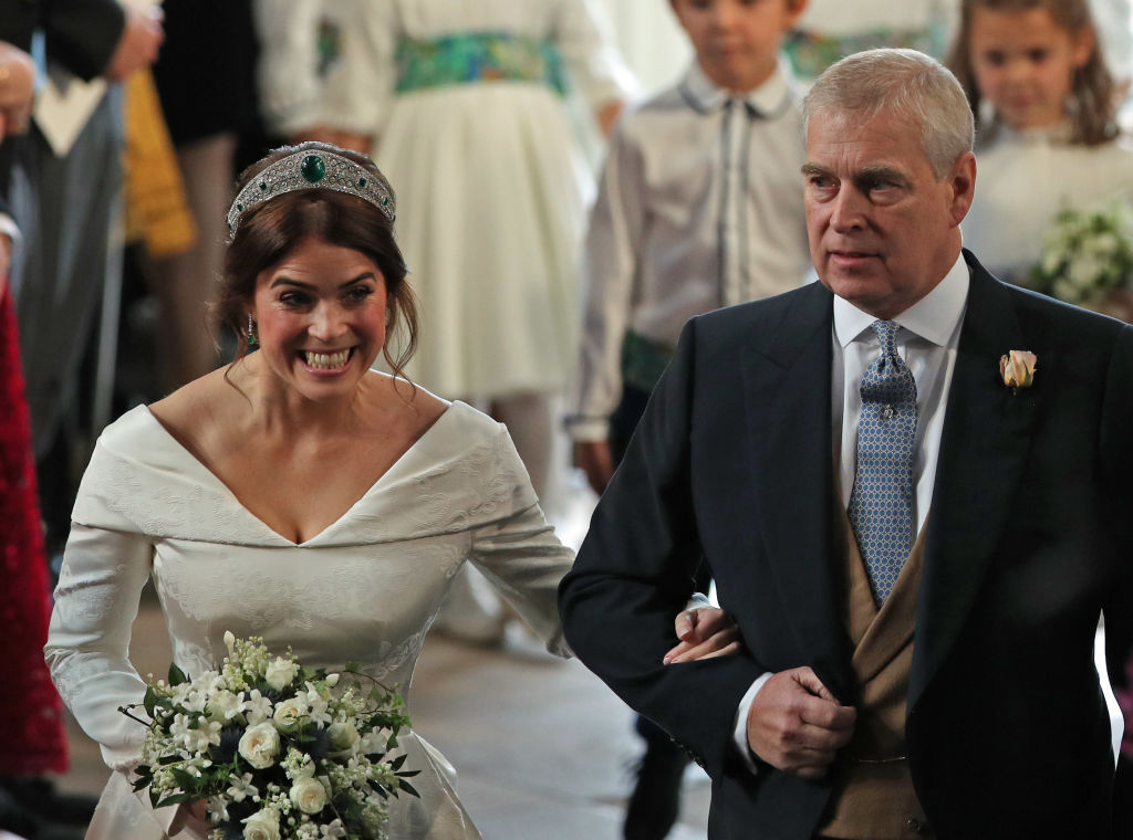 Princess Eugenie facing barrage of vile abuse in wake of Jeffrey Epstein scandal