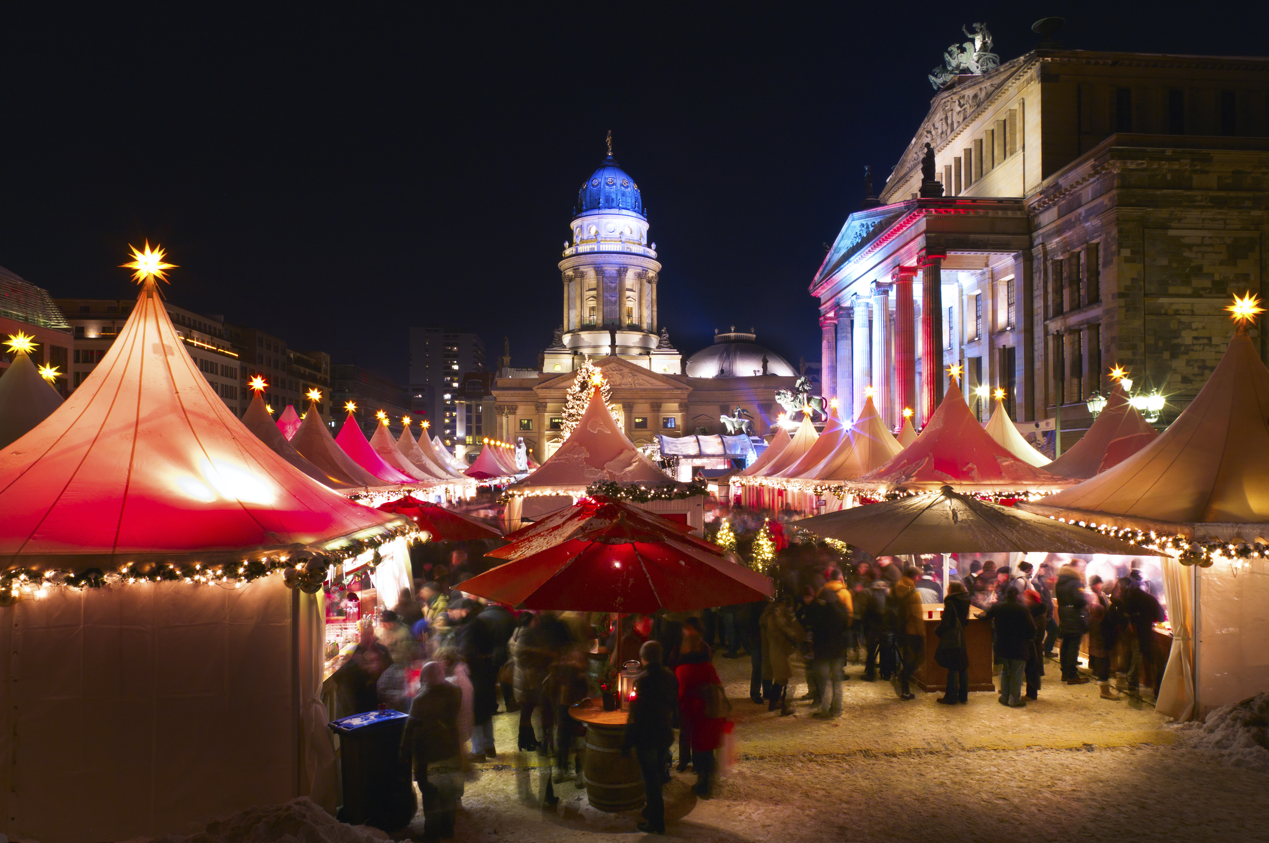 Which Country Hosts Striezelmarkt A Christmas Market Thats Been Held Since 1434.Germany Treats In The Christmas Markets Nz Herald