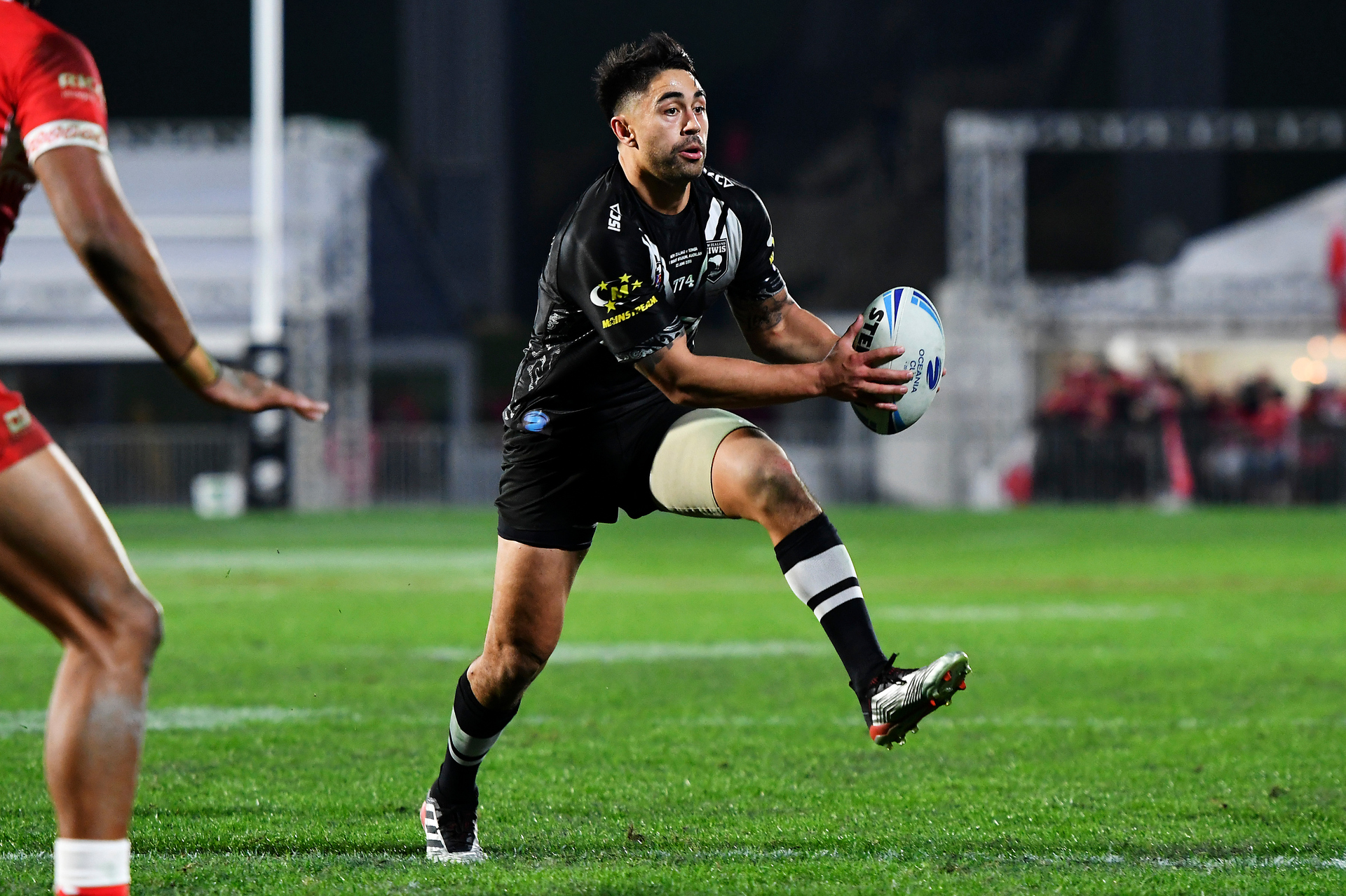 Four test rookies in Kiwis team to face Kangaroos