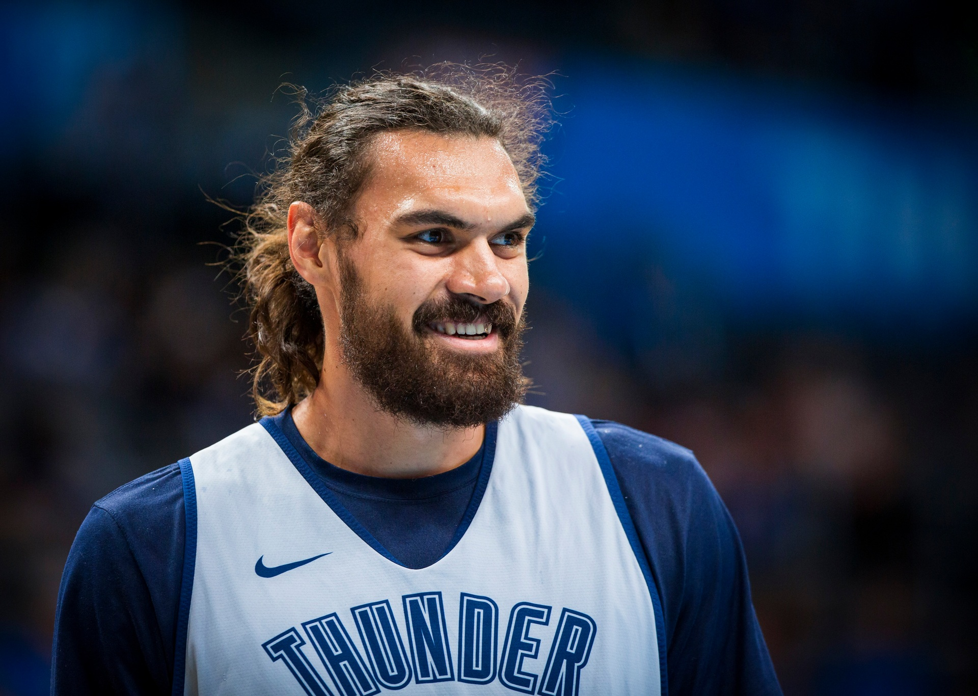 e8b8ff42cd59 Basketball  What to expect from Steven Adams and the upcoming NBA season