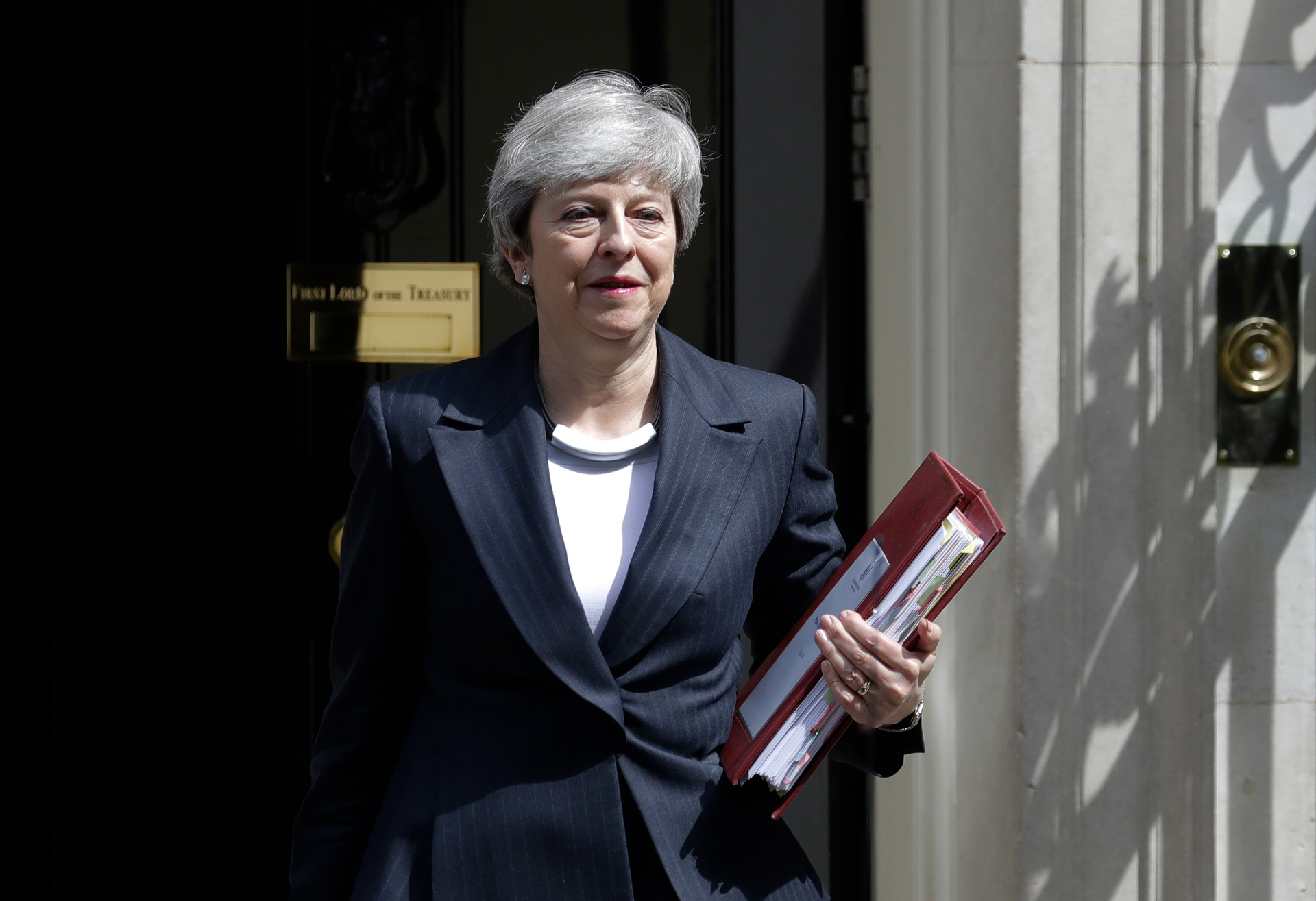 UK Prime Minister Theresa May resigns after Brexit failure