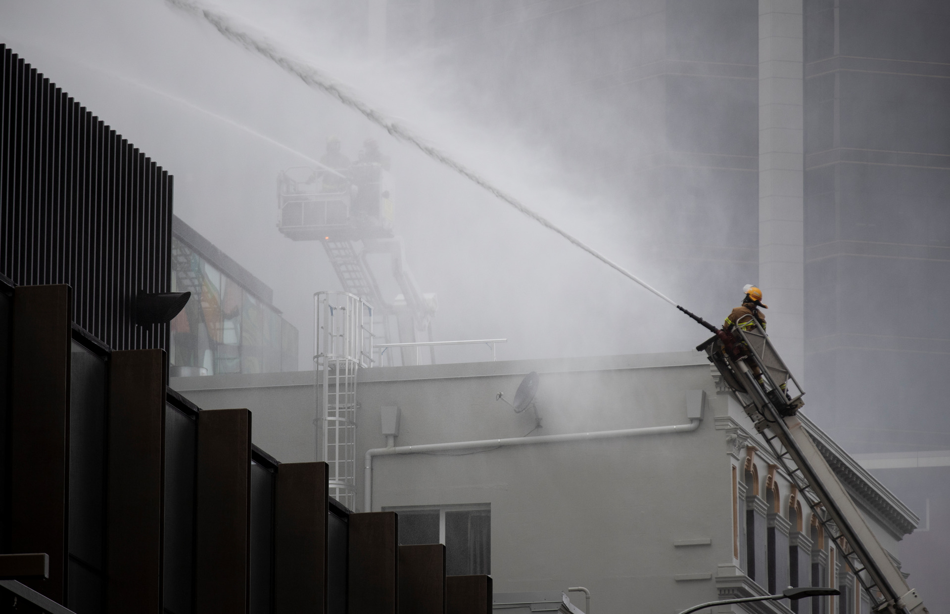 SkyCity fire: Should have been out in two hours - union