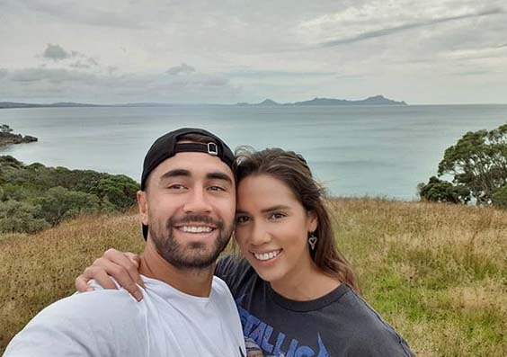 Netball: Shaun Johnson's heartfelt message after Kayla Cullen left out of Silver Ferns squad