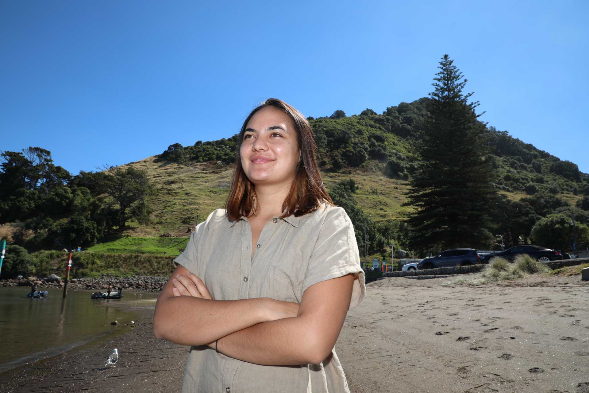 Rotorua woman to climb Mauao 38 times in one day for mental health awareness
