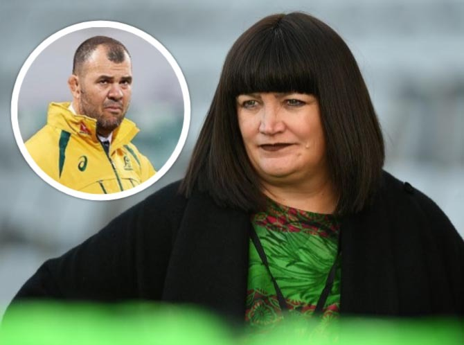 'Incredibly disappointing': Rugby Australia boss responds to Cheika