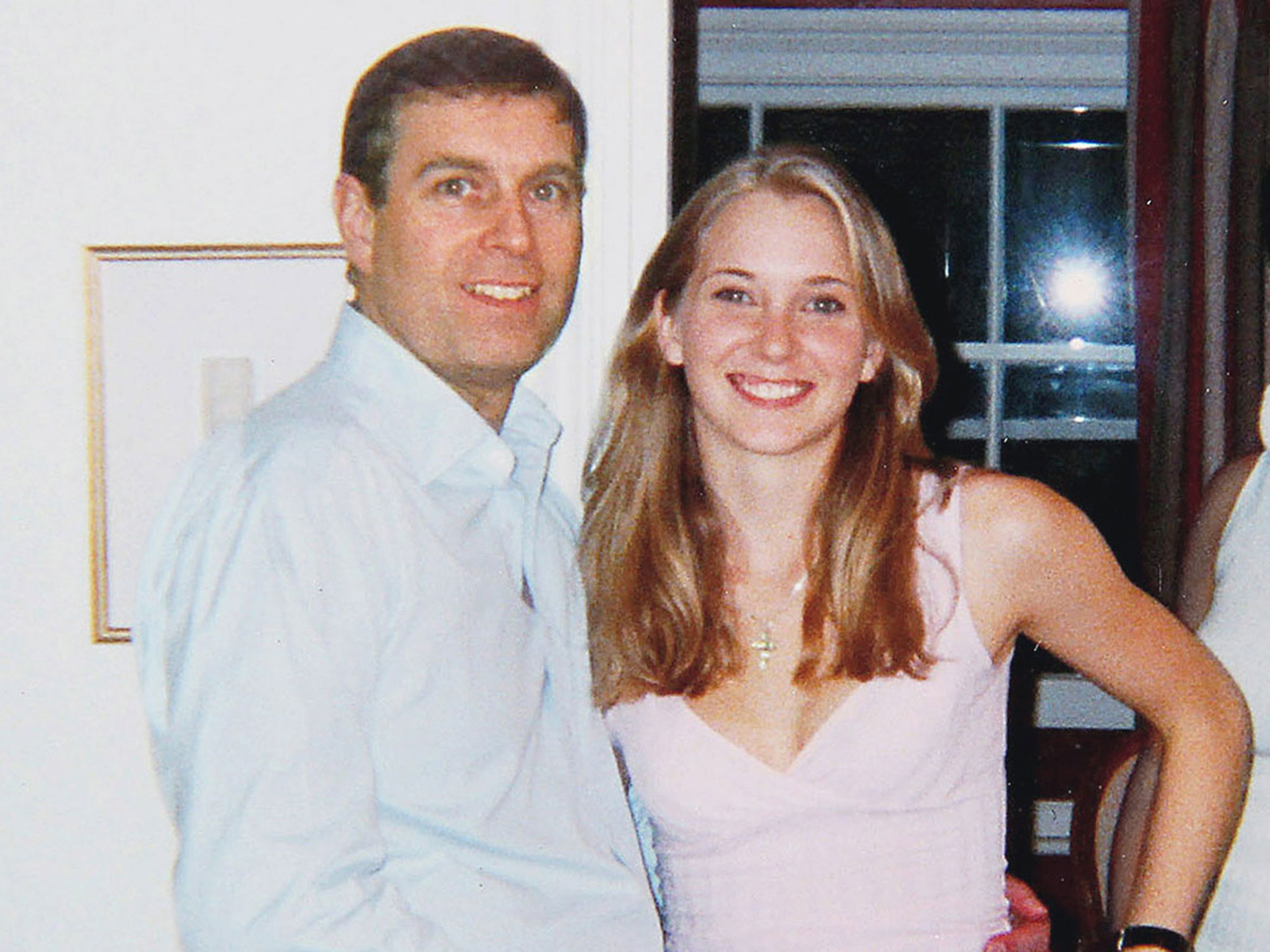 'You saw me': Jeffrey Epstein, Prince Andrew's 'sex slave's' fury