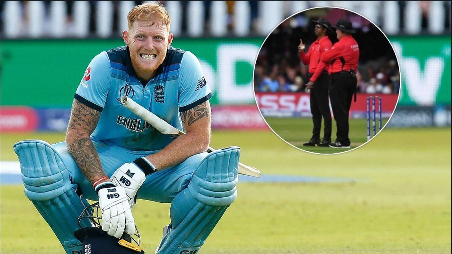'I couldn't believe it': Ben Stokes answers World Cup final conspiracy