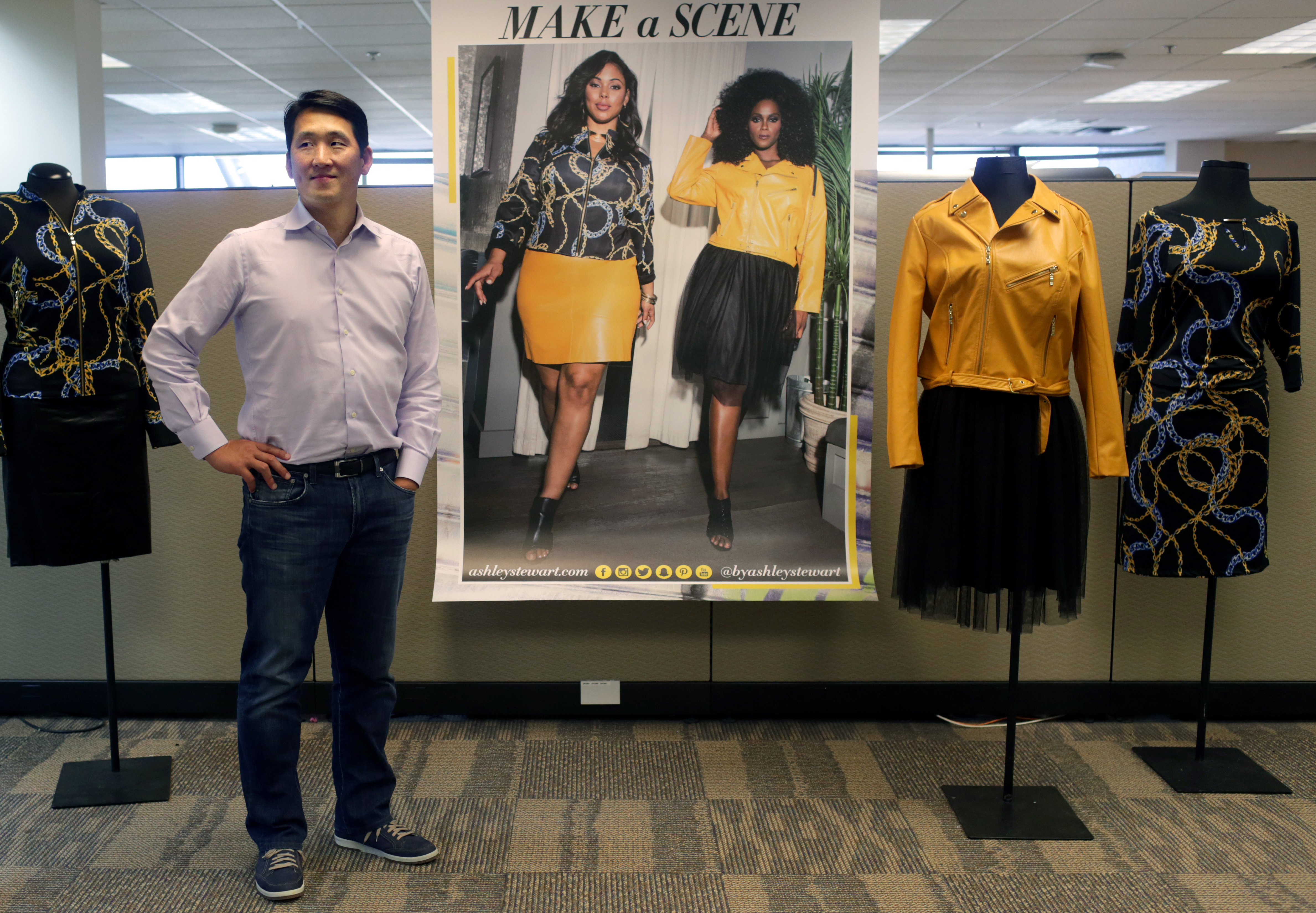 97b7001a6ff4d How a plus-size clothing label dug out of bankruptcy  Body pride ...