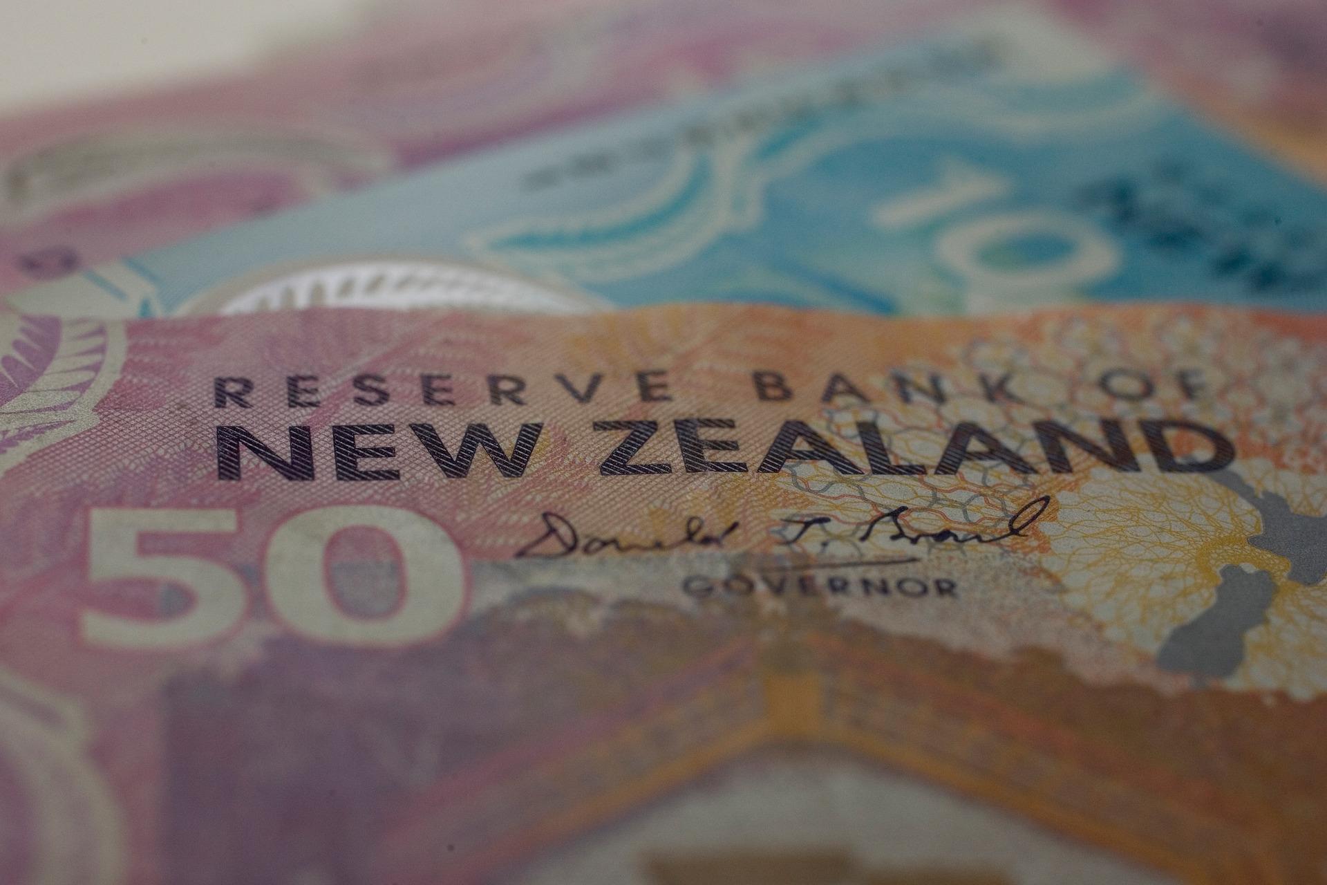 NZ dollar range-bound as global growth jitters increase