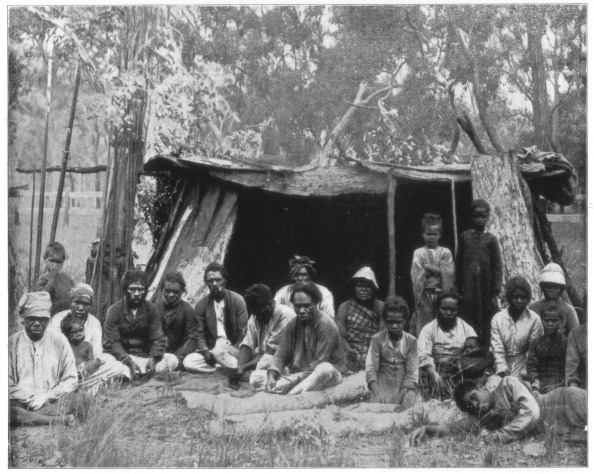 How early Australians treated Aboriginal people