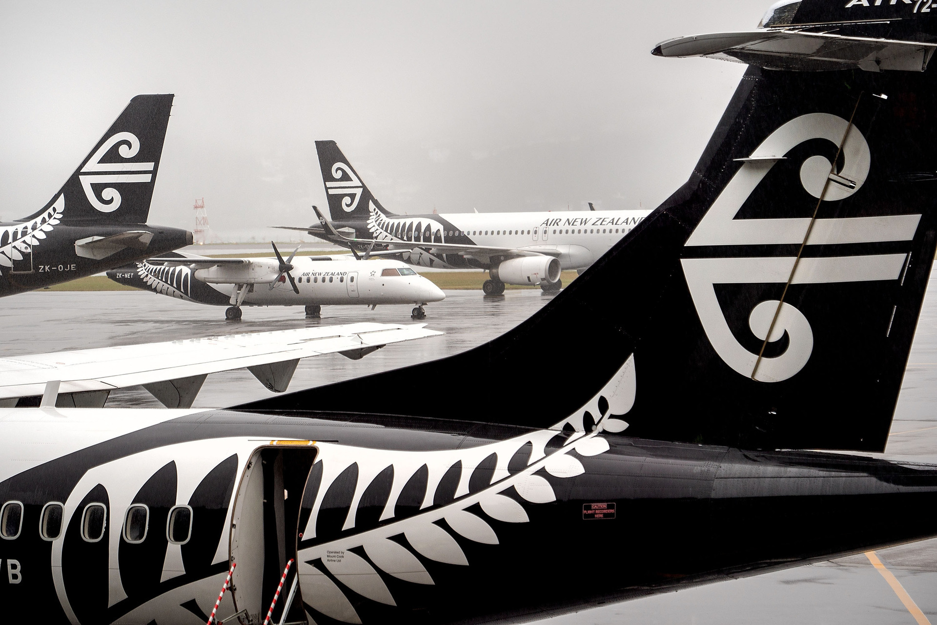 Wild weather on way: Air NZ cancels morning flights to Wellington