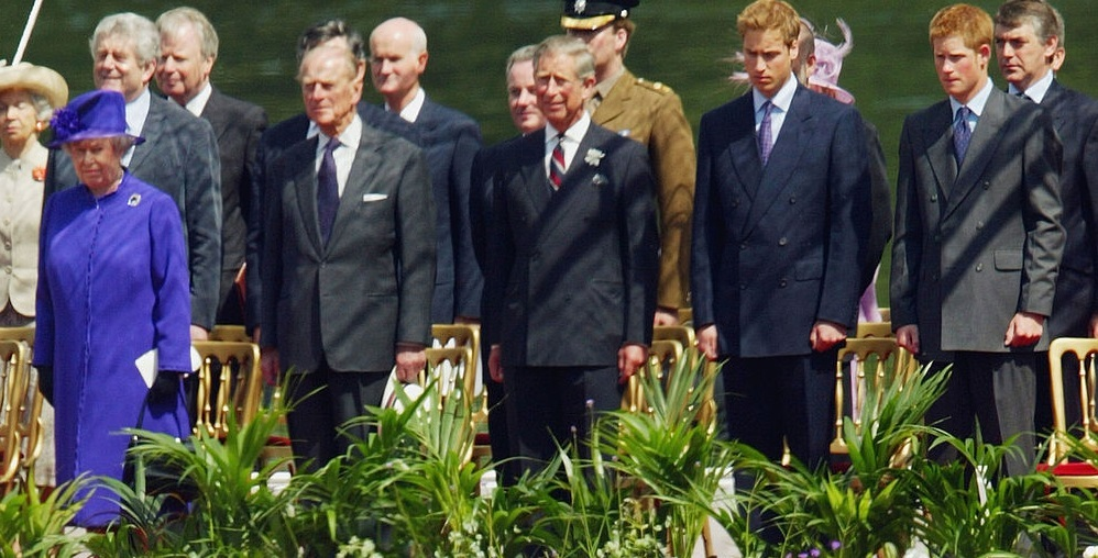 The Royal family's final insult to Diana