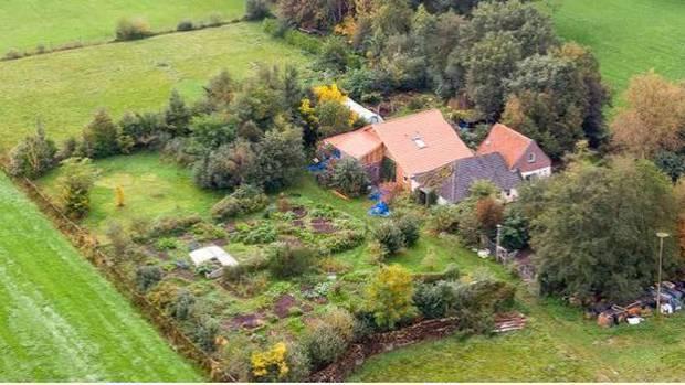 Large cash stash found Dutch farm house