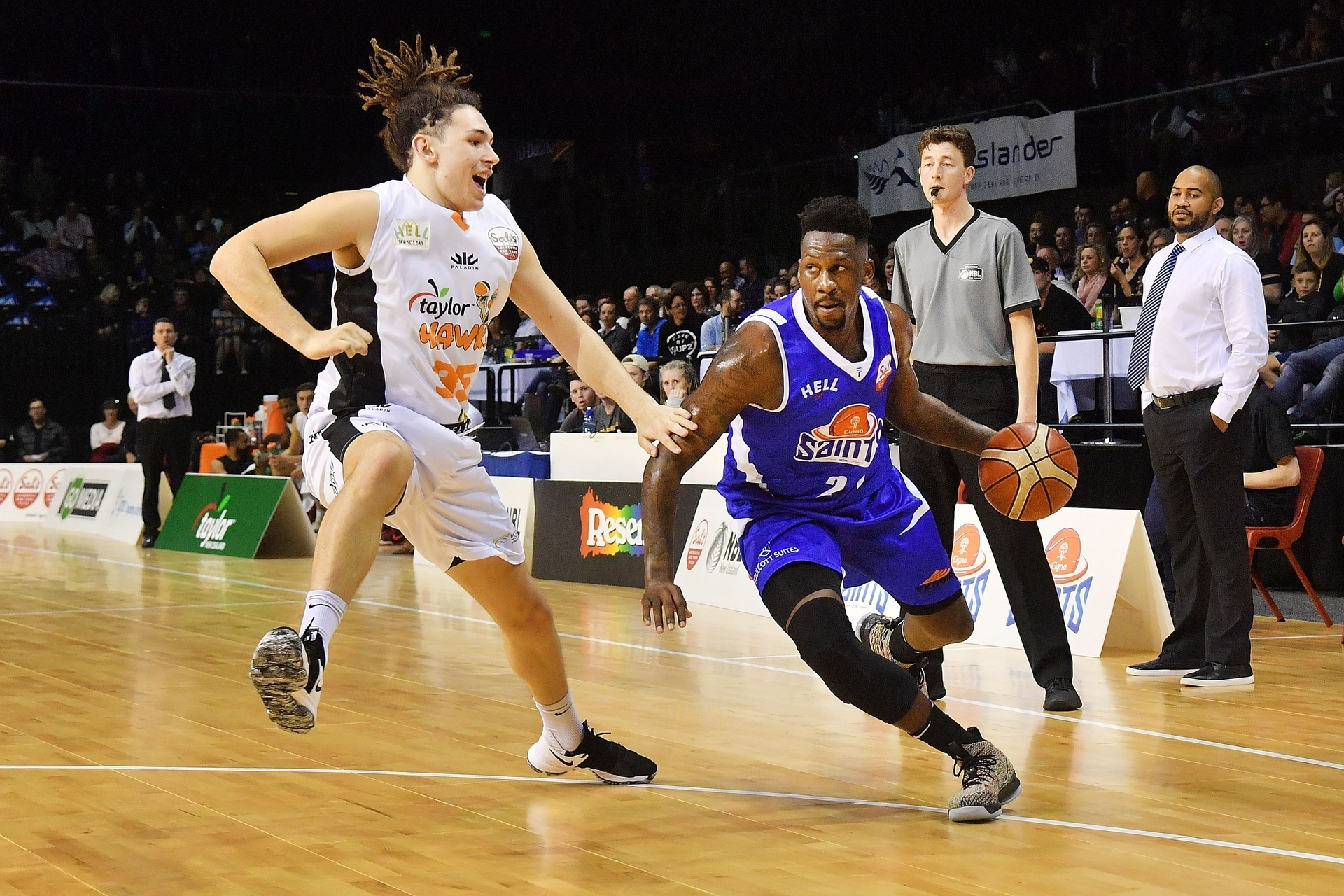 Basketball: Mitch Newton making most of court time in debut