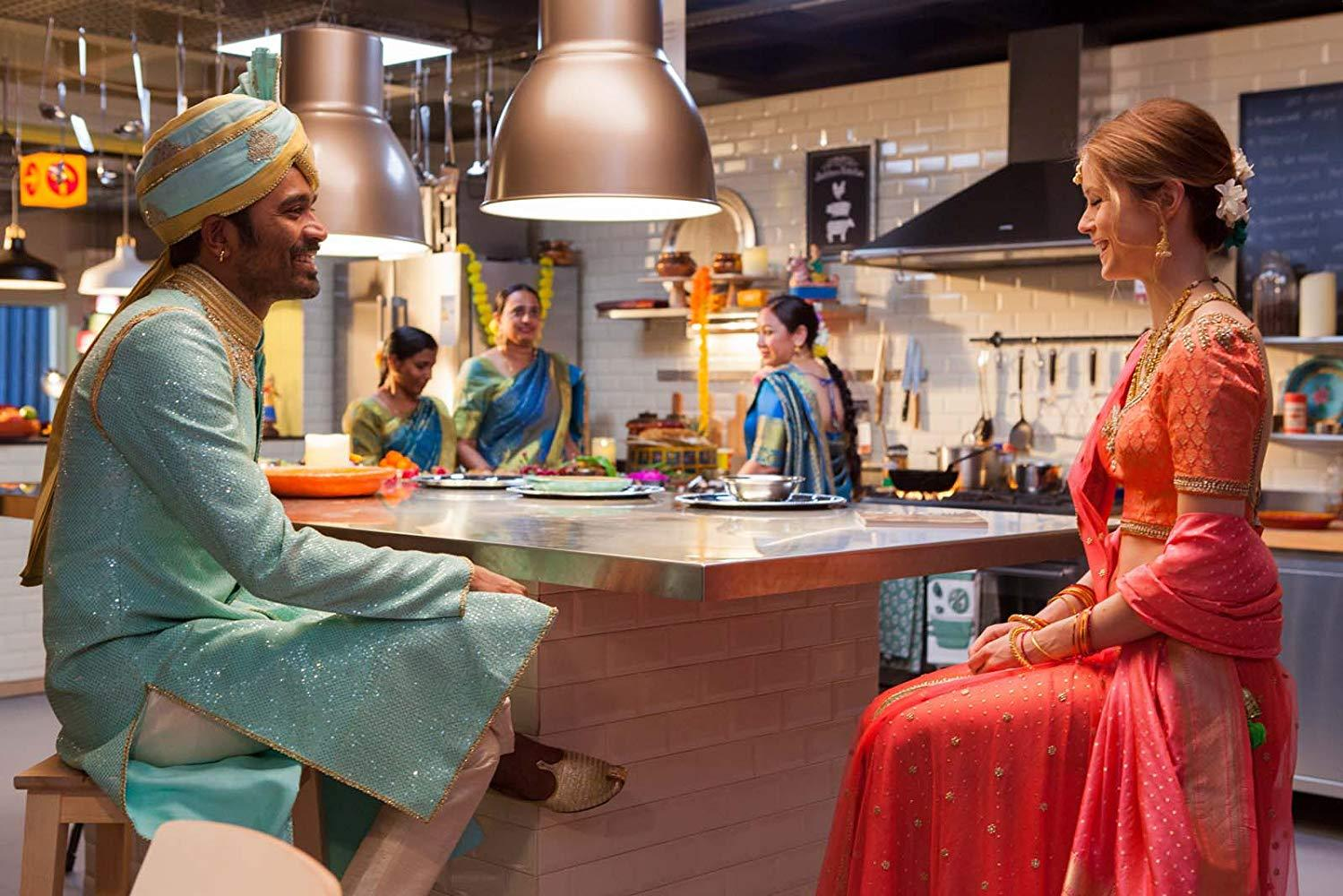 Image result for the extraordinary journey of the fakir