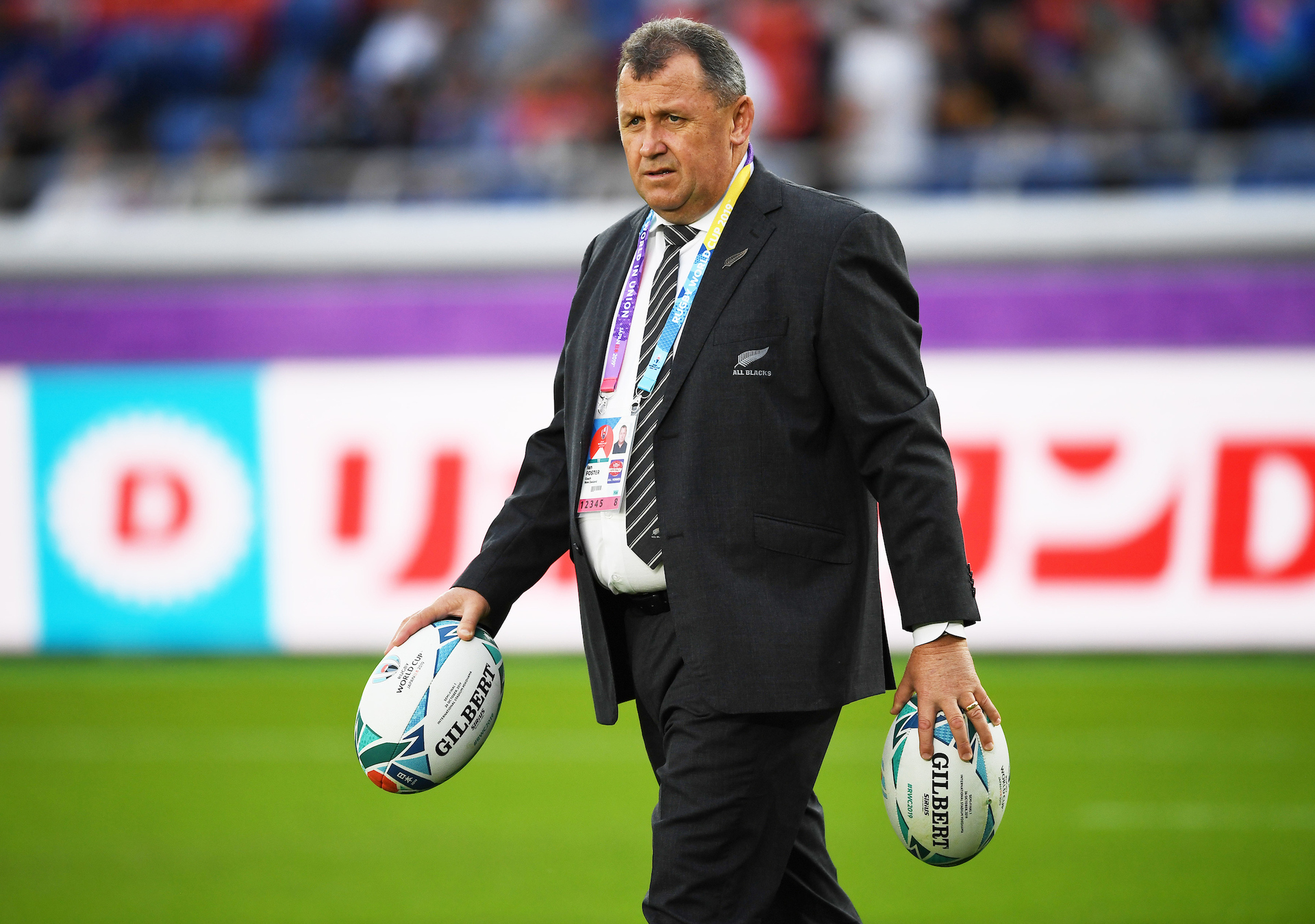 Top rugby agent reveals All Blacks coaching mess