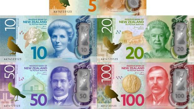 The German technology to help prevent New Zealand banknote forgery