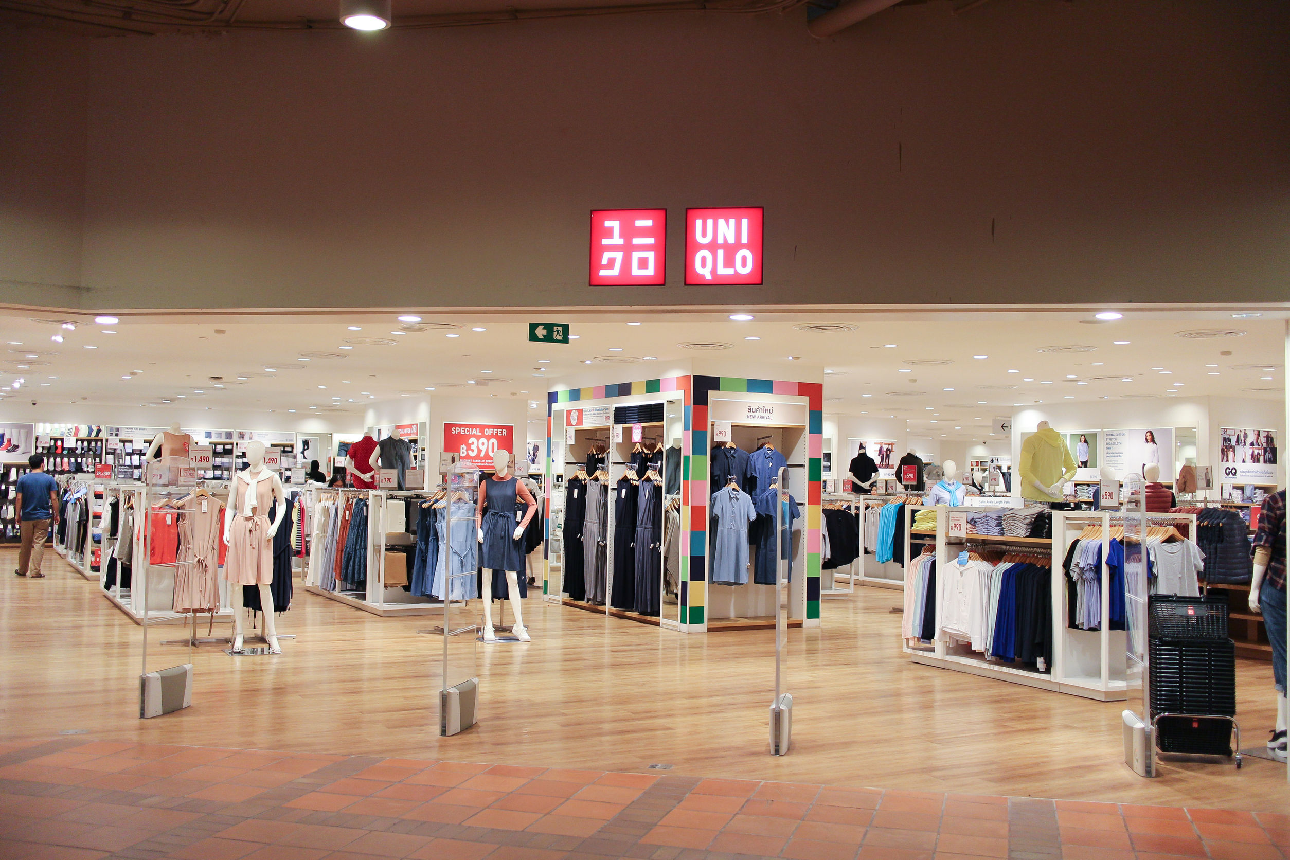 ab8624fe377 Uniqlo  looking forward  to opportunity of opening first NZ store - NZ  Herald