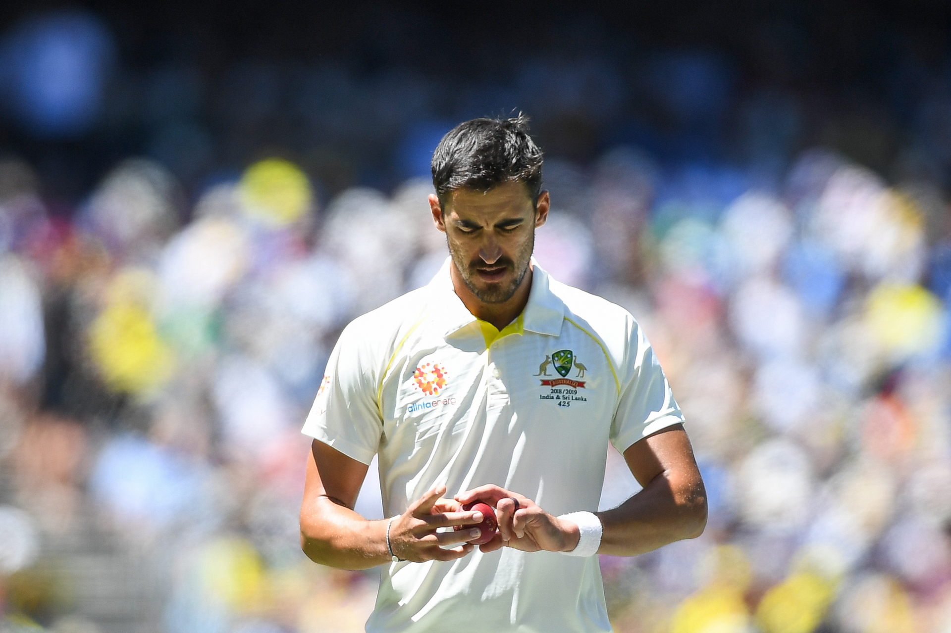 Live: Australia v Pakistan, first test