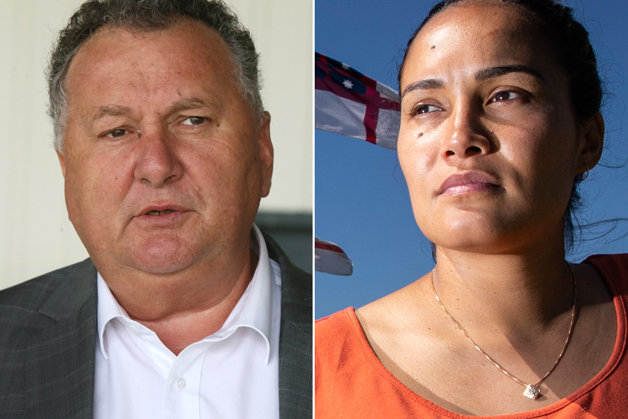 Calls for Shane Jones to apologise over 'sexist' Pania Newton comments