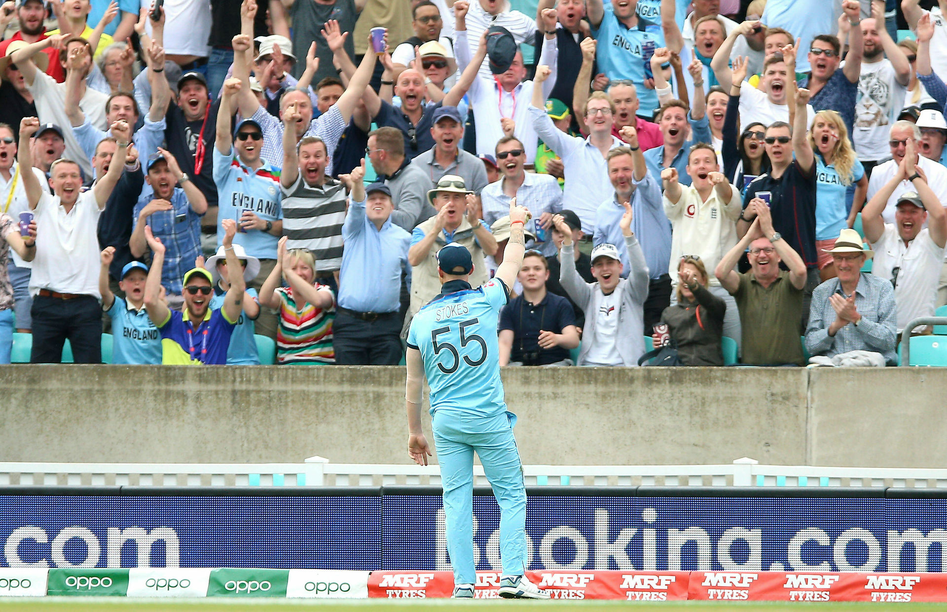 Andrew Alderson: A day in London at the Cricket World Cup