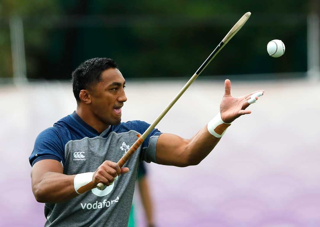 Banned Bundee to help plot All Blacks downfall