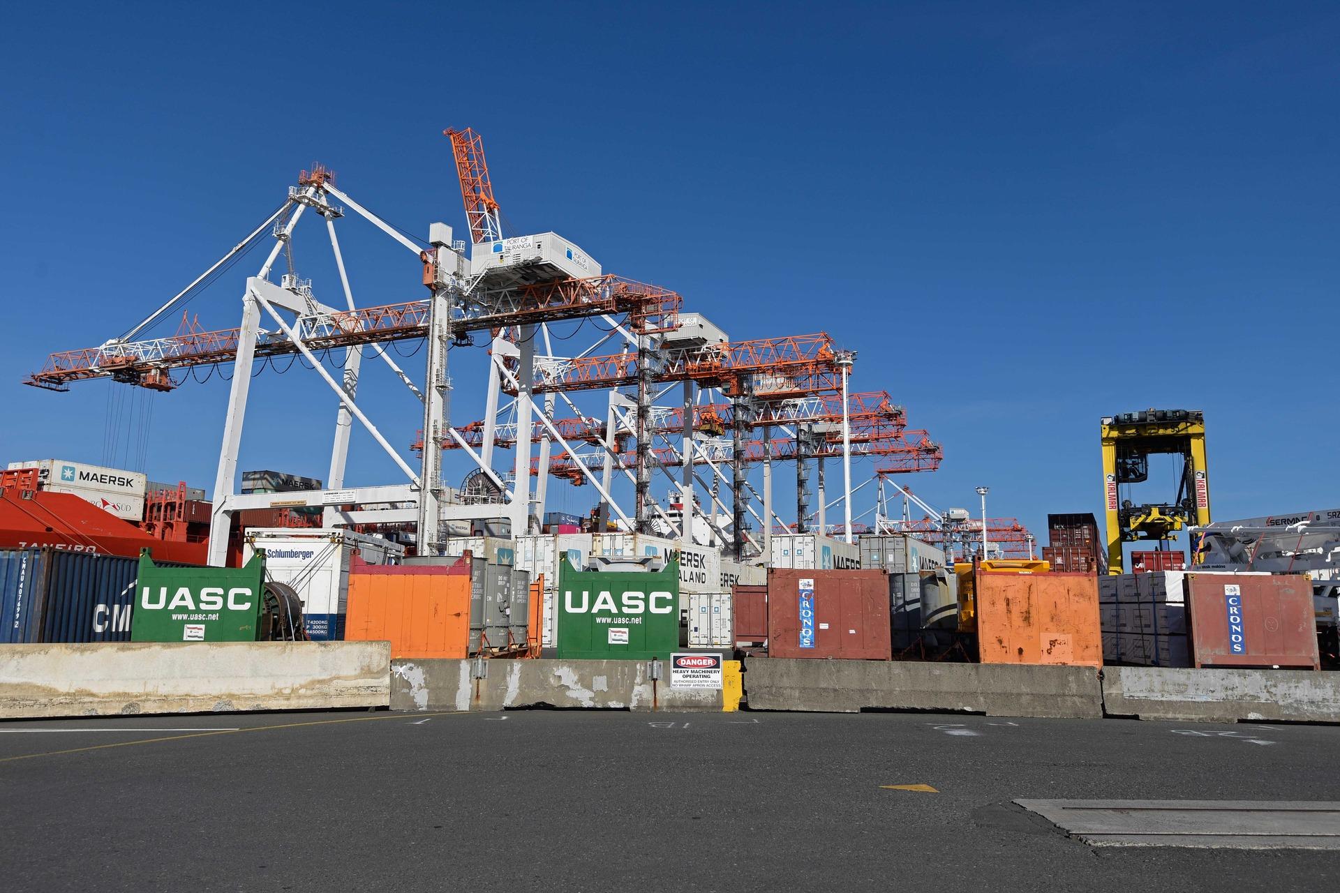 Port of Tauranga CFO Steve Gray to retire next year