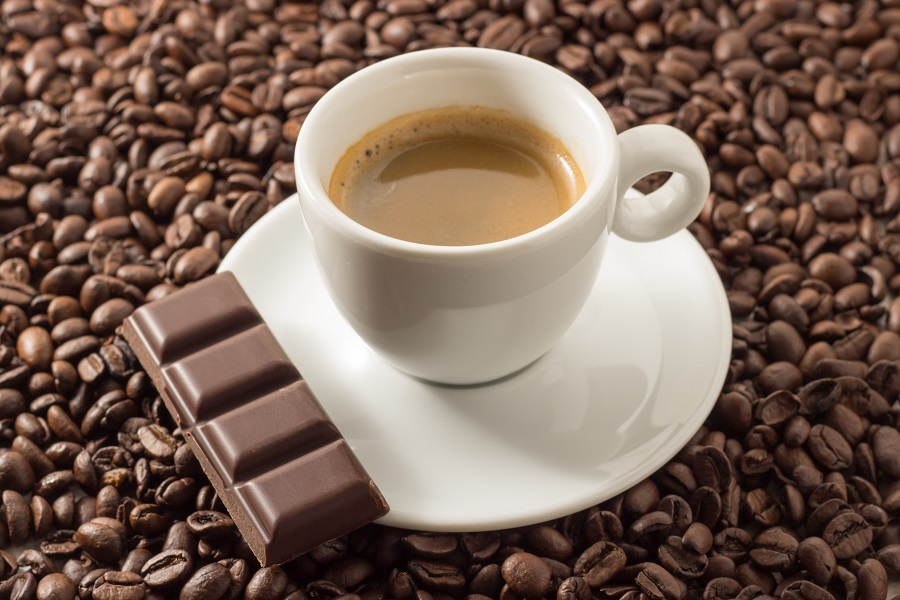 Chocolate and coffee could help you live longer