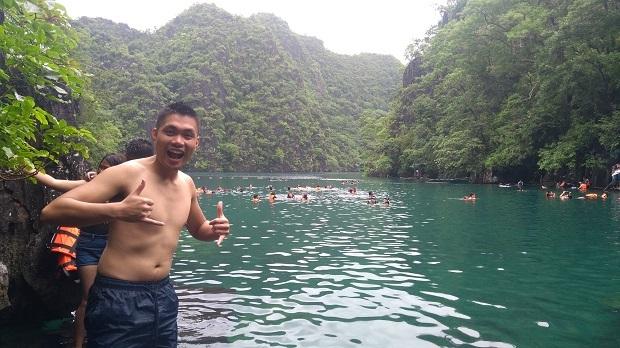 My Holidays: James Roque