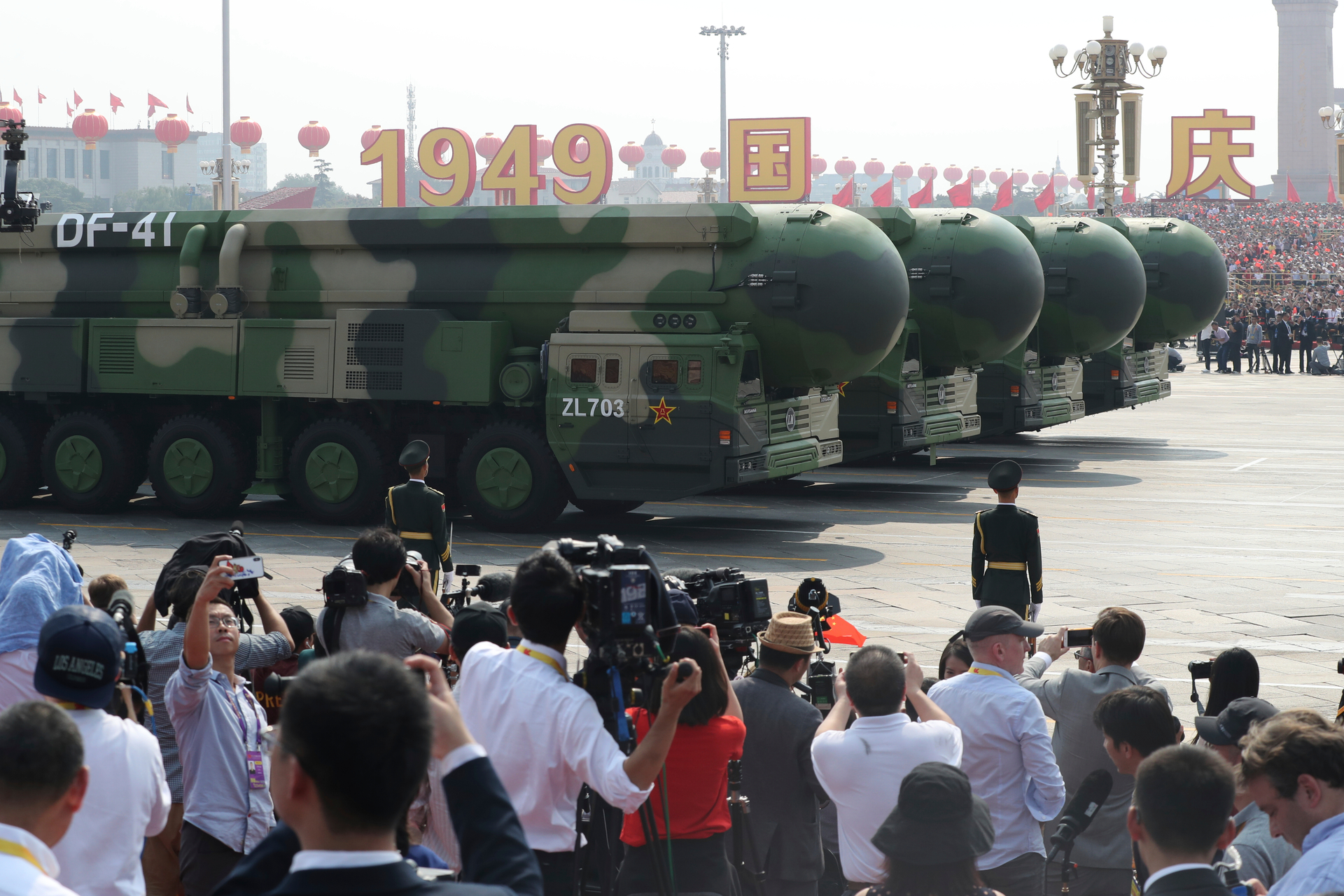 China unveils 'ultimate doomsday' nuke that could reach US in 30 mins