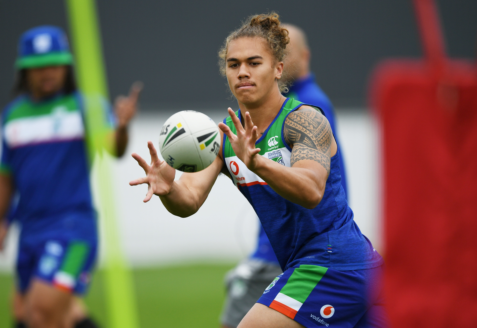 6dfc2c8a293 Rugby league  Chanel Harris-Tavita - The Warriors teenager hoping to follow  in Shaun Johnson s footsteps - NZ Herald