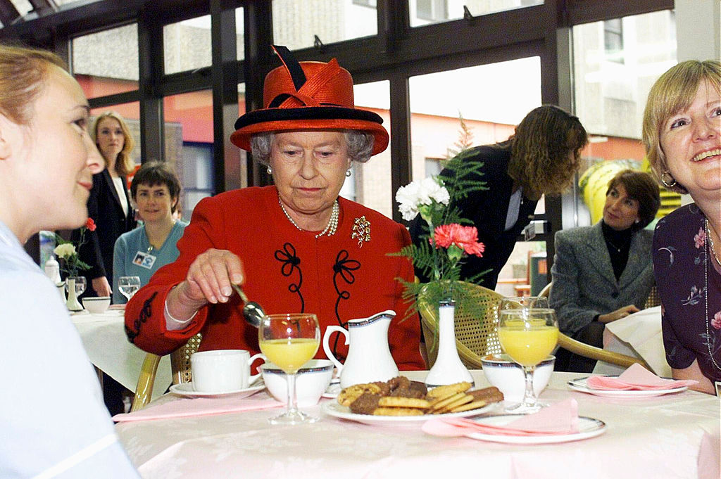 Why the Queen's favourite food will remain a mystery