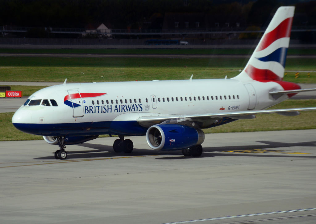 Whoops: British Airways flight lands in wrong country by accident