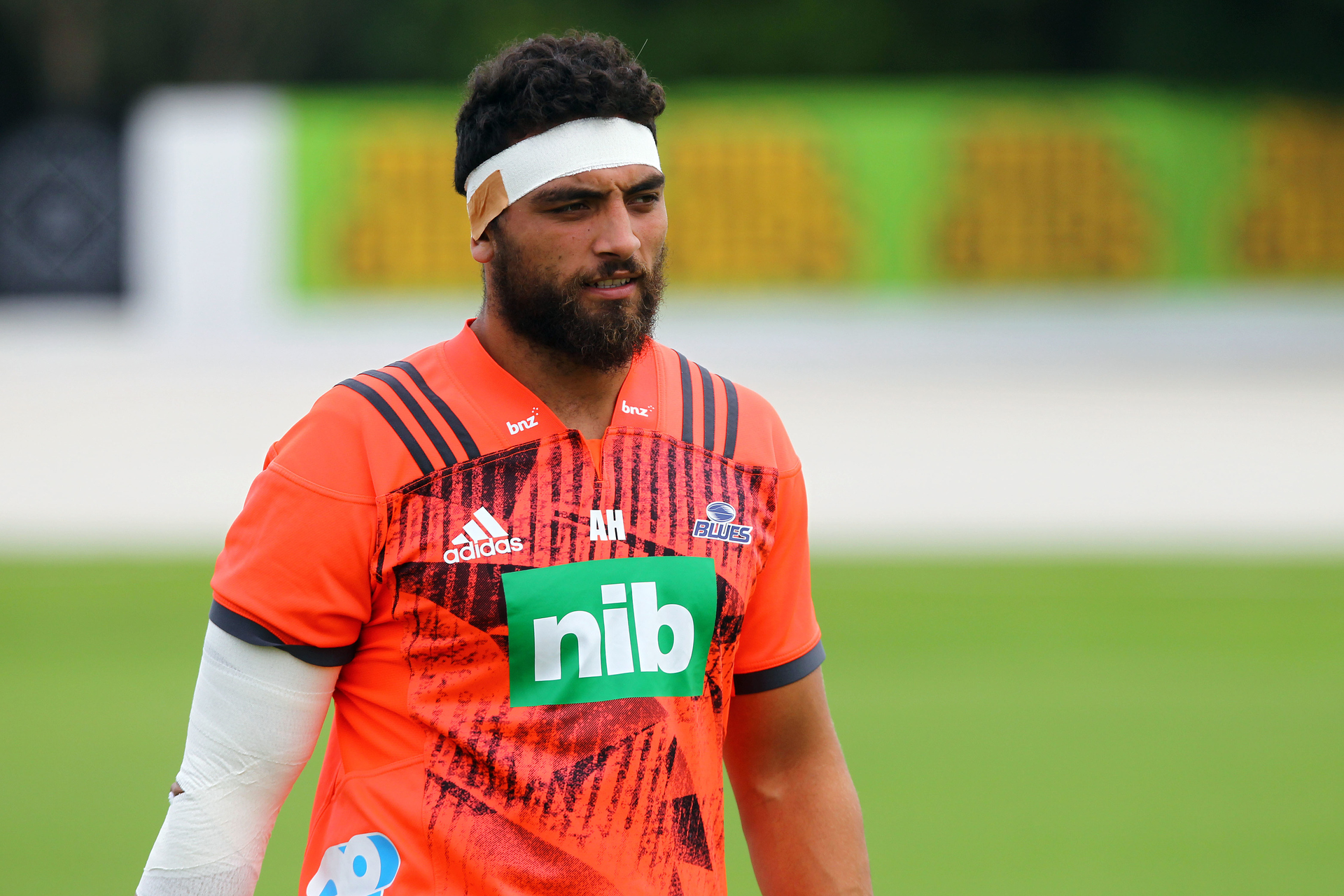 Super Rugby: Big Blues prop Alex Hodgman is finally going places