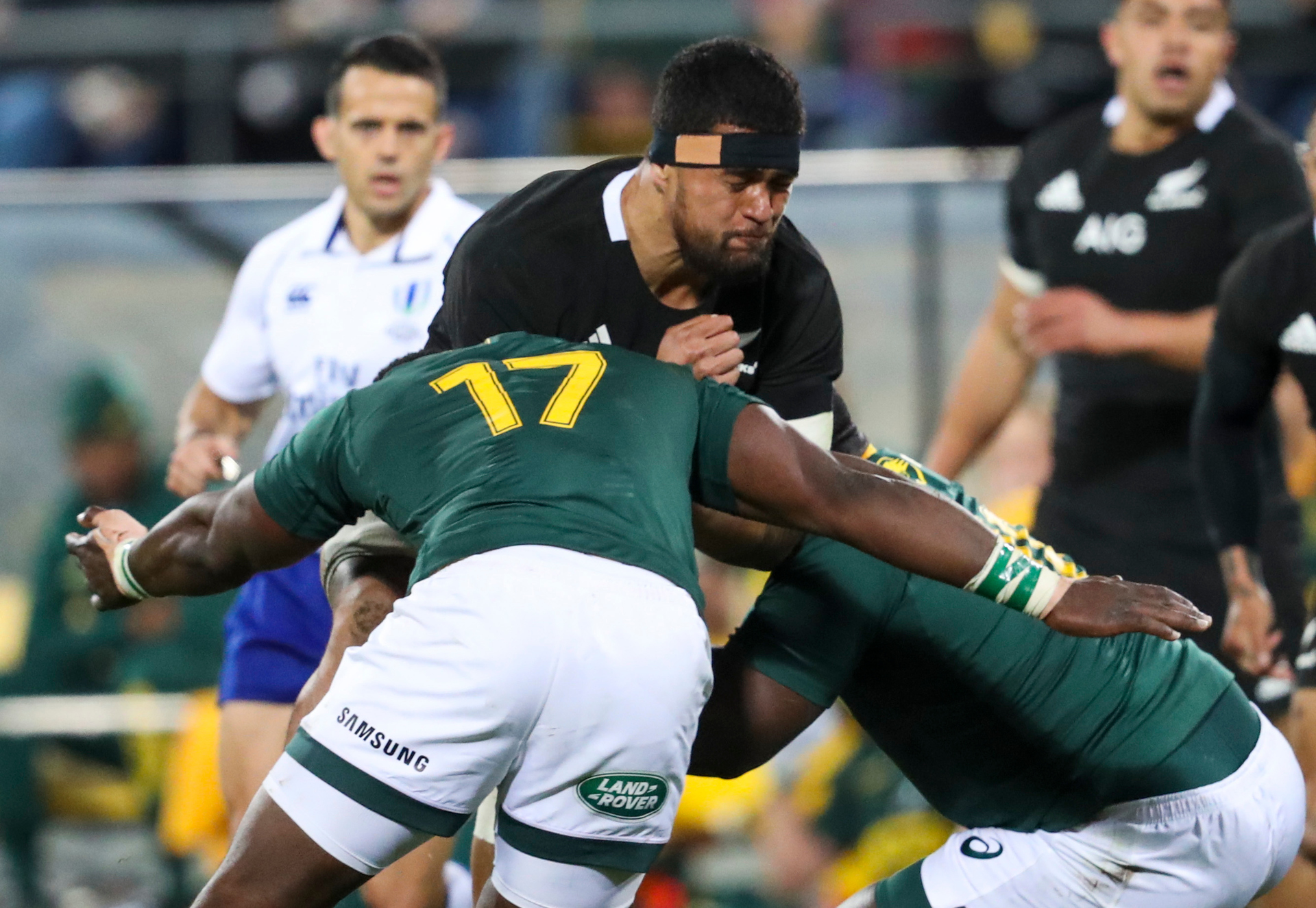 Paul Lewis: More tackle nonsense from World Rugby - NZ Herald