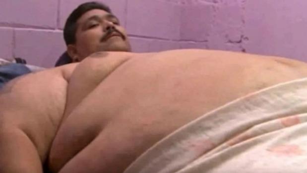 World's fattest man dies of heart attack