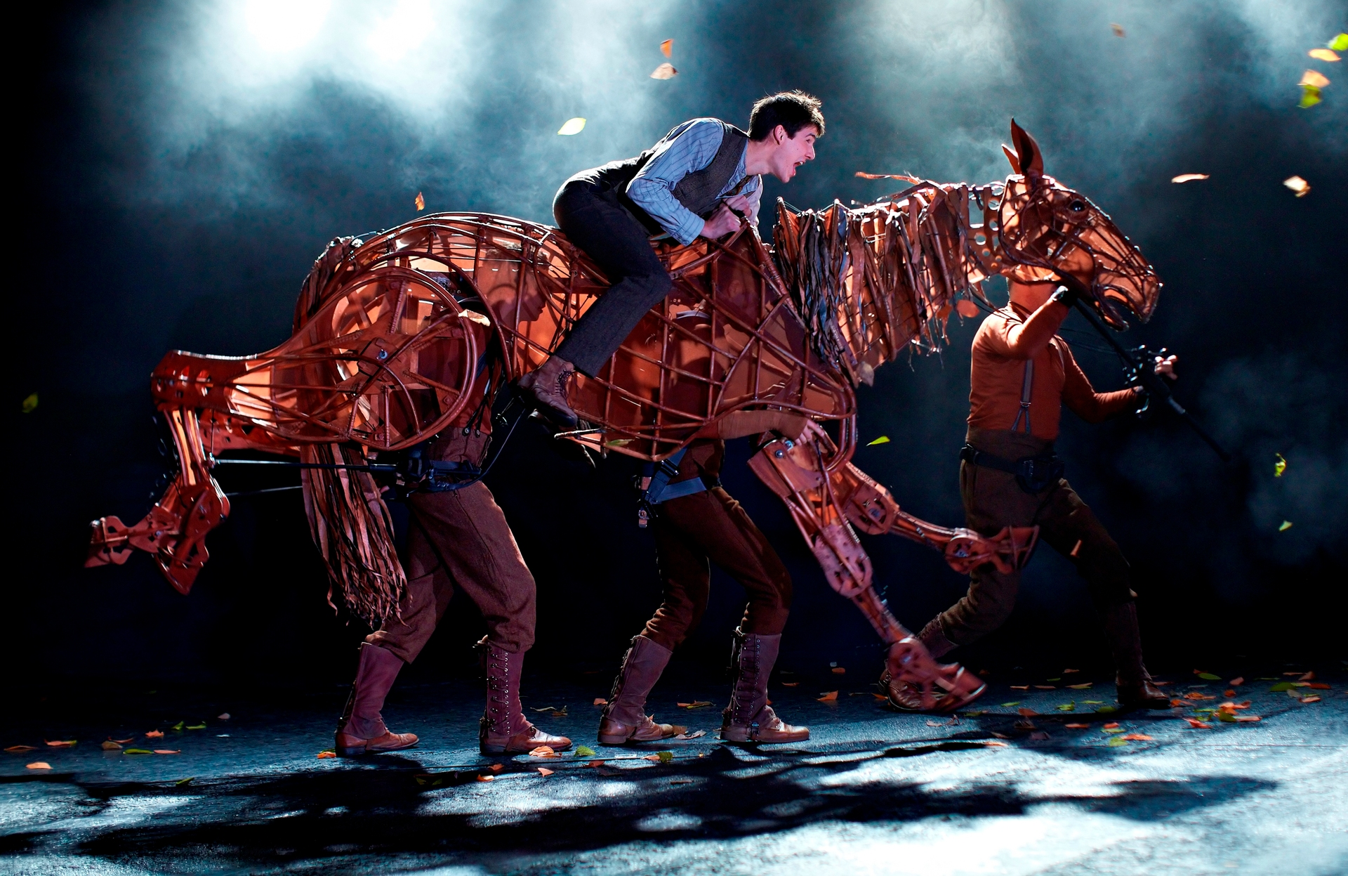 Michael Morpurgo on why he never expected War Horse to be a success