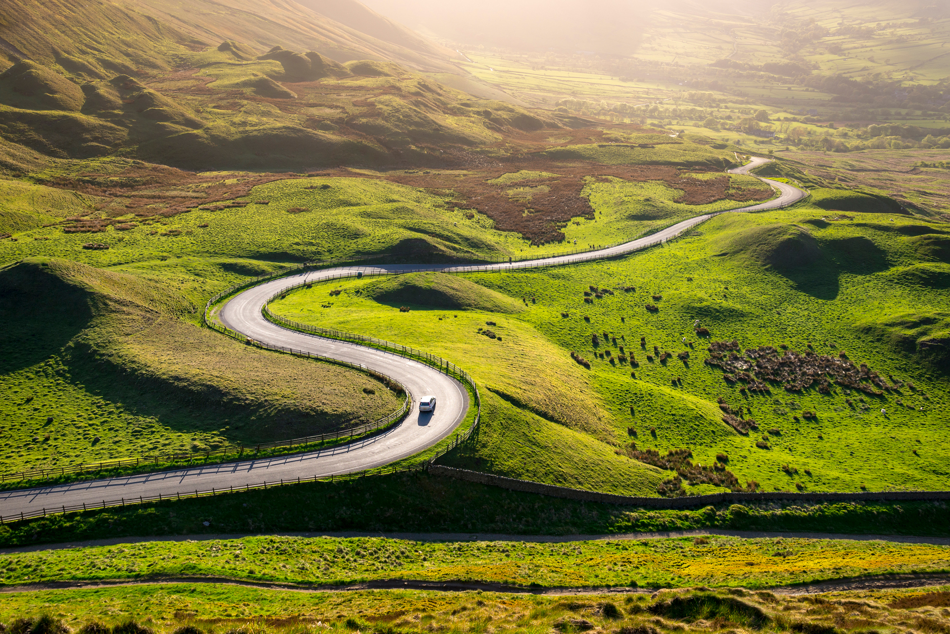 UK: Get away from London and experience the best road-trips around Britain