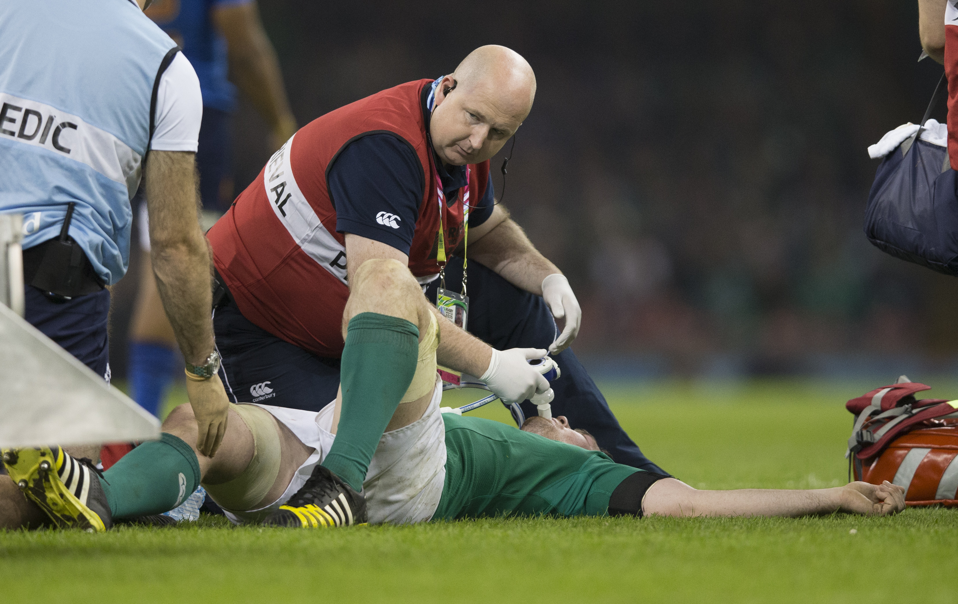 Rugby World Cup: Teams low on gas after brutal pool phase