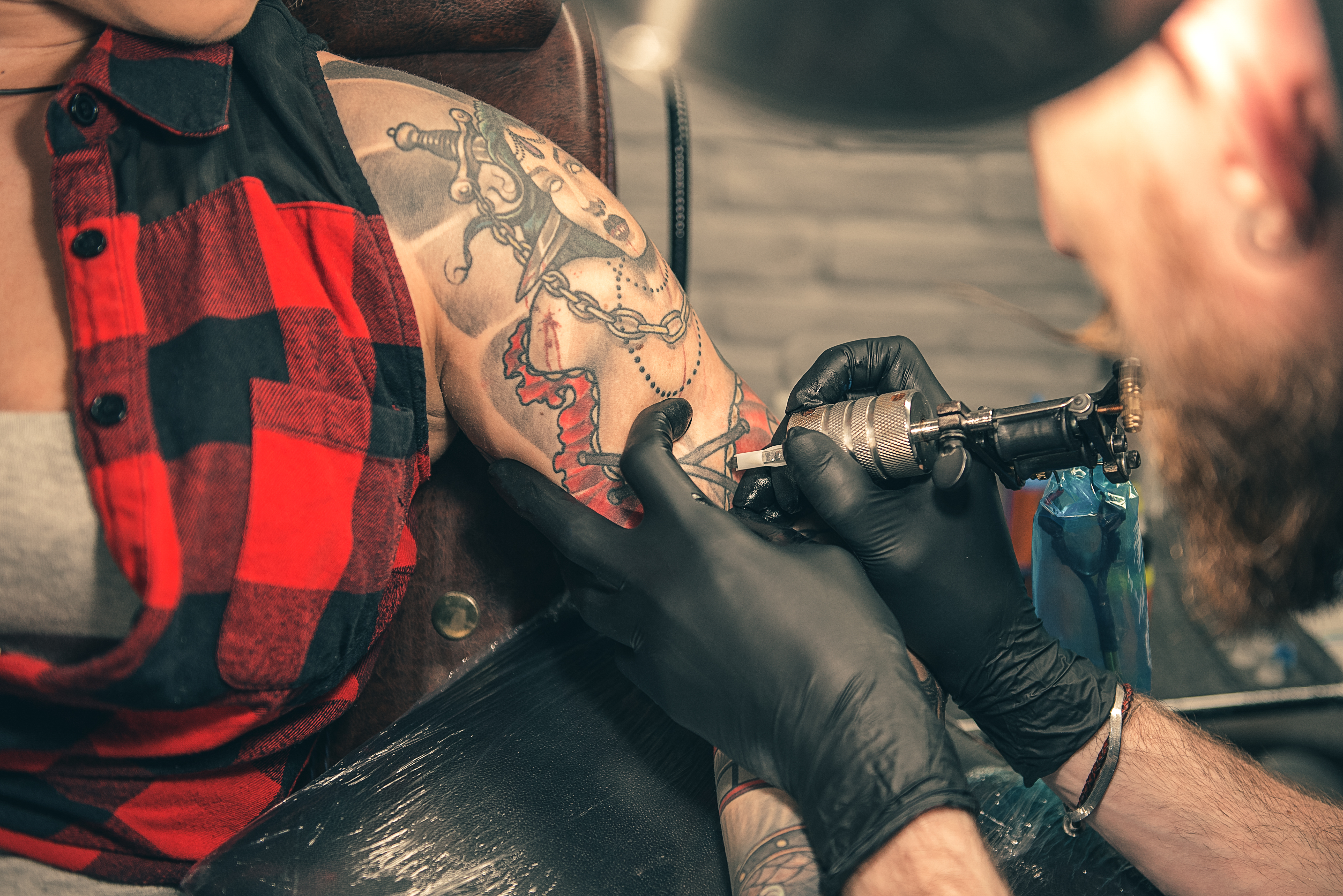 Don T Get A Tattoo If You Have This Family Trait Nz Herald