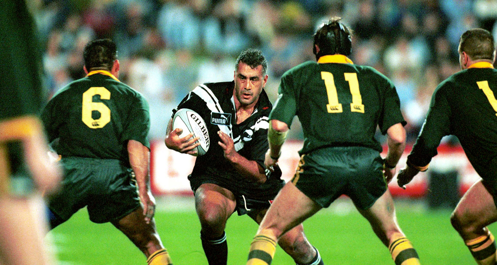 Rugby league: Former Kiwis prop Quentin Pongia passes away after cancer battle