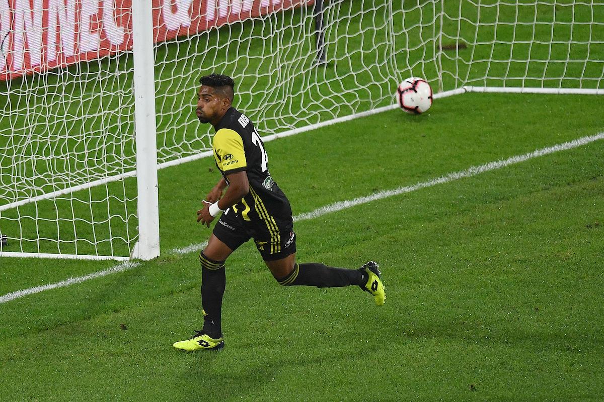 A-League Football: Roy Krishna hat-trick gives Wellington Phoenix victory over Melbourne City
