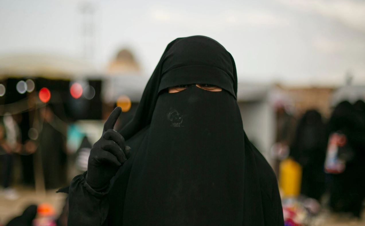 Inside the Isis bride camp where inmates are in charge