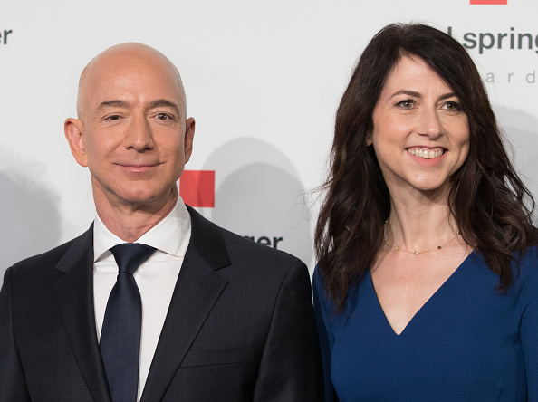 The first 'social media divorce': How Jeff Bezos carefully stage-managed his $38bn split from MacKenzie